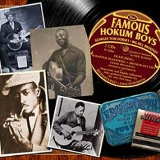 The Famous Hokum Boys Georgia Tom Dorsey/Big Bill Broonzy
