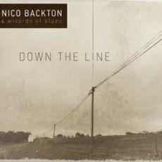 Nick Backton & Wizard Of The Blues - Down The Line