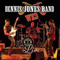 DENNIS JONES BAND - We3 Live