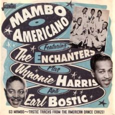 DIVERSE ARTISTER - Mambo Americano 63 MamboTastic Tracks From The American Dance Craze!