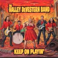 THE HALLY DeVESTERN BAND - Keep On Playin`