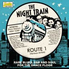 DIVERSE ARTISTER The Night Train – Route 1