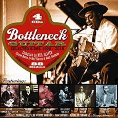 DIVERSE ARTISTER - Bottleneck guitar Selected sides 1926-2015