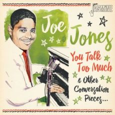 JOE JONES - You Talk Too Much & Other Conversation Pieces