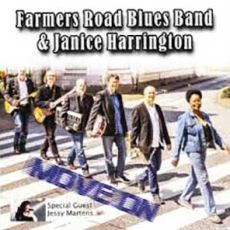 FARMERS ROAD BLUES BAND & JANICE HARRINGTON - Move On