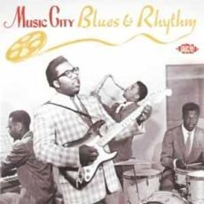 DIVERSE ARTISTER - Music City Blues & Rhythm