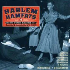 HARLEM HAMFATS - Masters Of Jazz & Blues 1936-1944