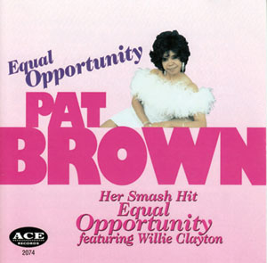 Pat Brown CD