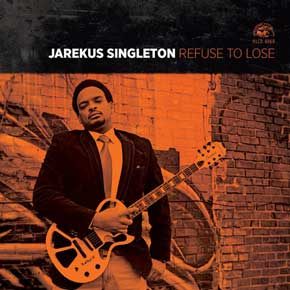 Jarekus Singleton CD