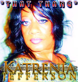 Katrenia Jefferson cd