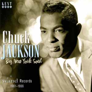 chuck jackson big new york soul wand records 19611966