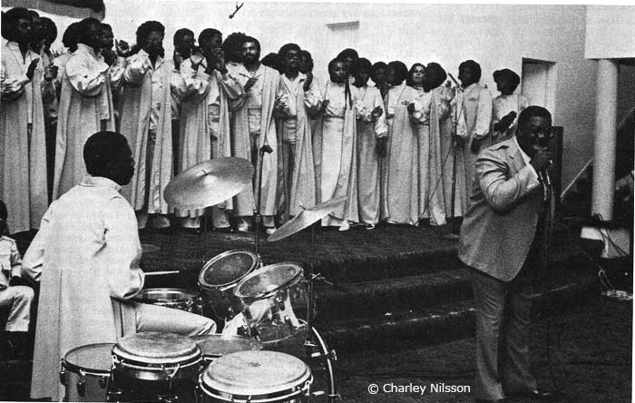 James Cleveland and the Southern California Community Choir