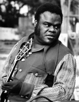 Freddie King Photo: Hans Ekestang