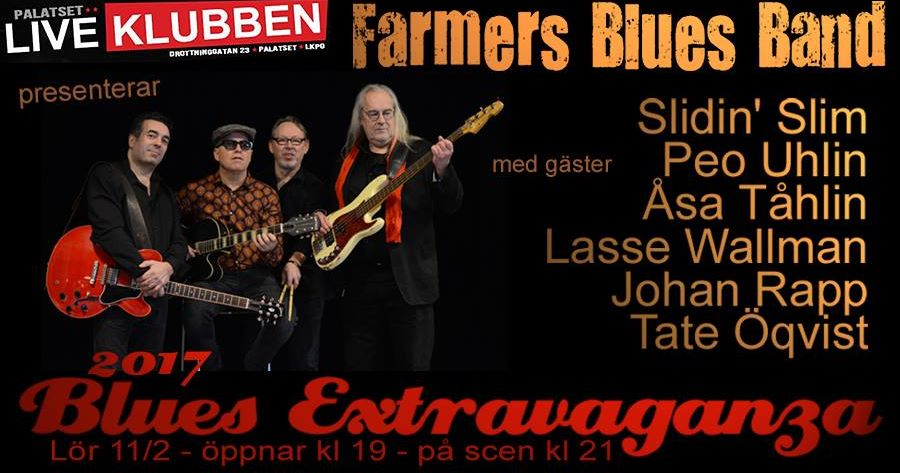 Famers Blues Band