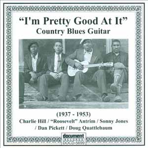 I'm Pretty Good At It – Country Blues Guitar