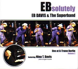 EB Davis The Superband EBsolutely front