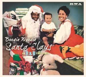 Boogie Woogie Santa Claus Cover