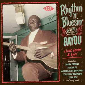 RHYTM ´N´BLUESIN´ BY THE BAYOU