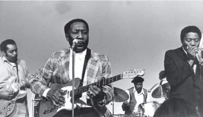 Muddy Waters. Foto: Hasse Andréasson