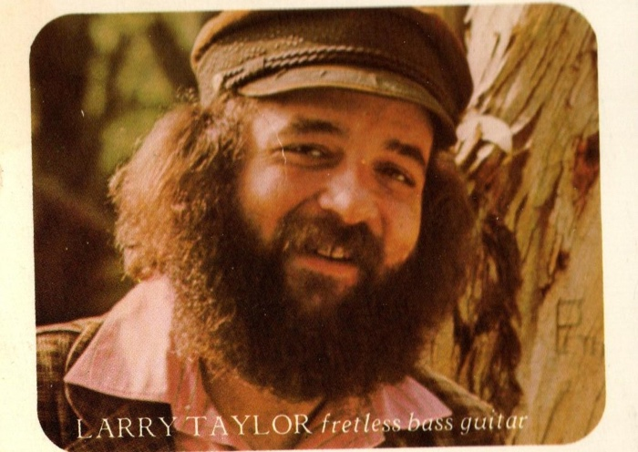 larry taylor