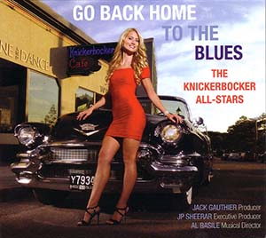 The Knickerbocker All-Stars-Go Back Home To The Blues-front
