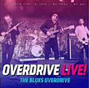 the blues overdrive