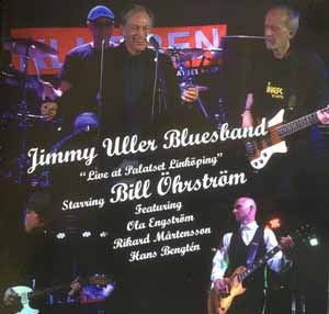 Jimmy Uller Bluesband & Bill Öhrström